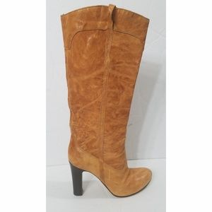 Gaia D'Este Italian Boots